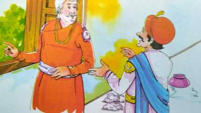 Best Akbar Birbal Story Hindi