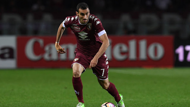 Done deal:Chelsea sign Davide Zappacosta from Torino