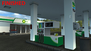 recommendedmodsets2, ets2 mods, euro truck simulator 2 mods, ets2 graphic mod, ets 2 realistic gas stations, ets 1.32, ets 2 real european gas station reloaded v1.32 screenshots 4