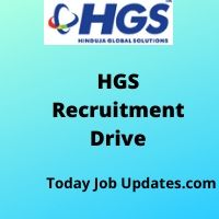 HGS Recruitment Drive