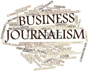 Jurnalisme Bisnis (Business Journalism)