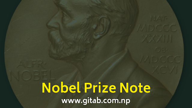 Important Facts about Nobel Prize