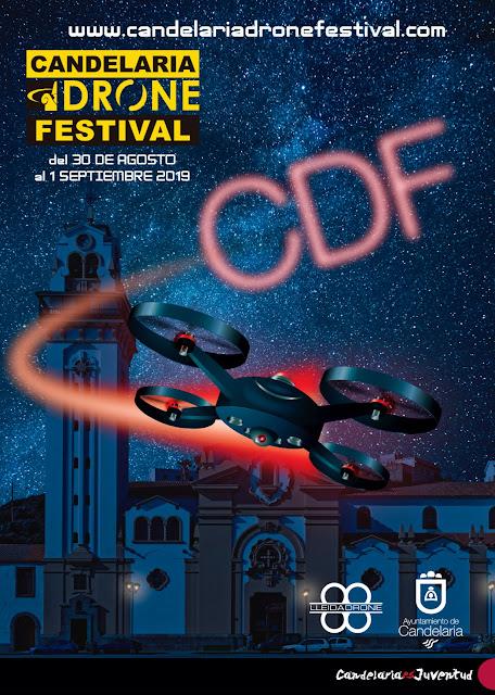 Candelaria Drone Festival 2019, cuarta edición