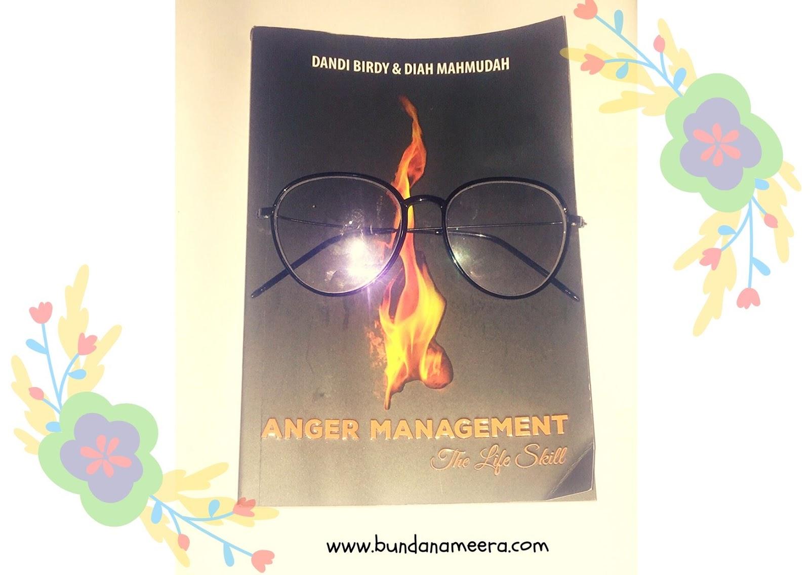 Review buku Anger Management Dandiah, menjadi pribadi memaafkan,