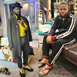 I will organize boys to deal with you - Hushpuppi to Timaya