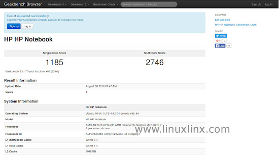 download_install_geekbench_3_free_on_Linux_ubuntu