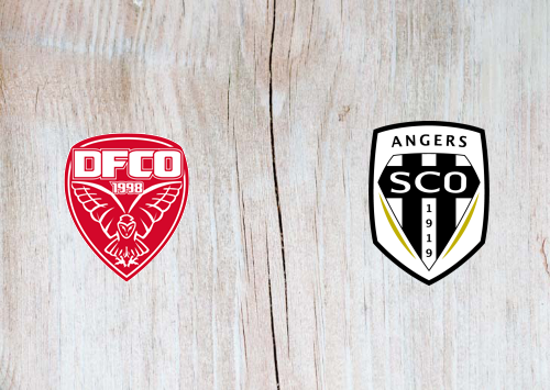 Dijon vs Angers SCO -Highlights 22 August 2020