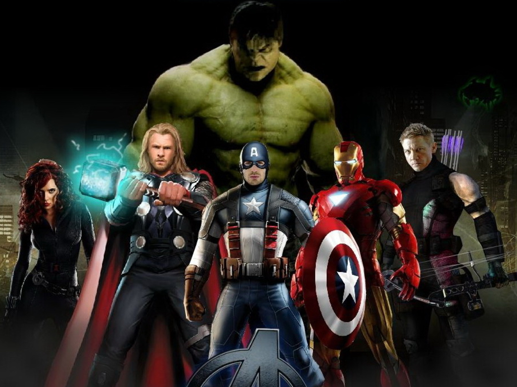 The Avengers Movie: The Avengers 2012 - Movie Overview And Wallpapers