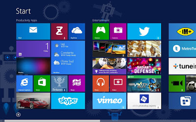 Windows 8.1 Display