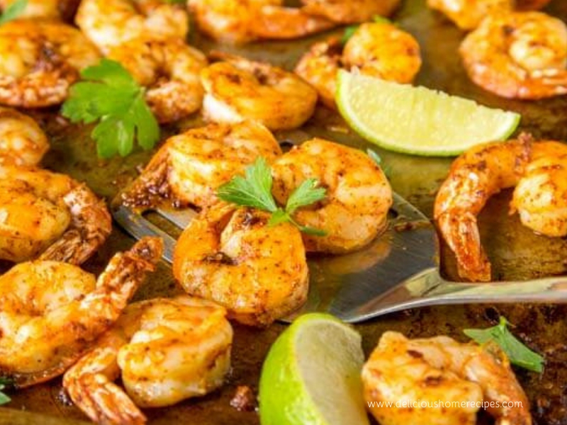 Spicy Garlic Shrimp Recipes
