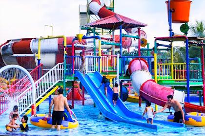 Tiket Masuk dan Lokasi Siantar Waterpark Martoba Sumut