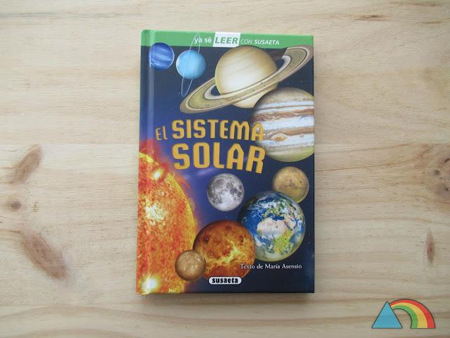 Portada del libro El Sistema Solar de Susaeta Ediciones