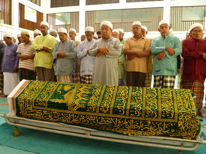 Benarkah Mati Dalam Bulan Ramadan Terus Masuk Syurga