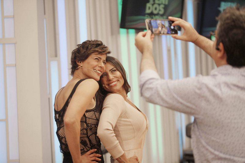Marlene de la Fuente agarró pituto como panelista del Bienvenidos