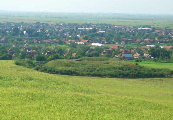 Cetatea Turceasca Din Pancota