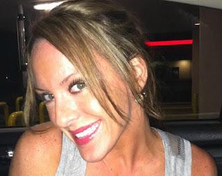 John Cena's ex-wife, Elizabeth Huberdeau
