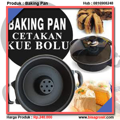 Cetakan Kue Bolu Baking Pan Snack Maker