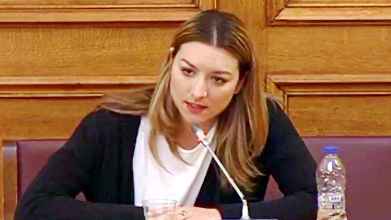 Στη Βουλή από τη Νατάσα Γκαρά τα αιτήματα του Συλλόγου Εστίασης Δήμου Ορεστιάδας