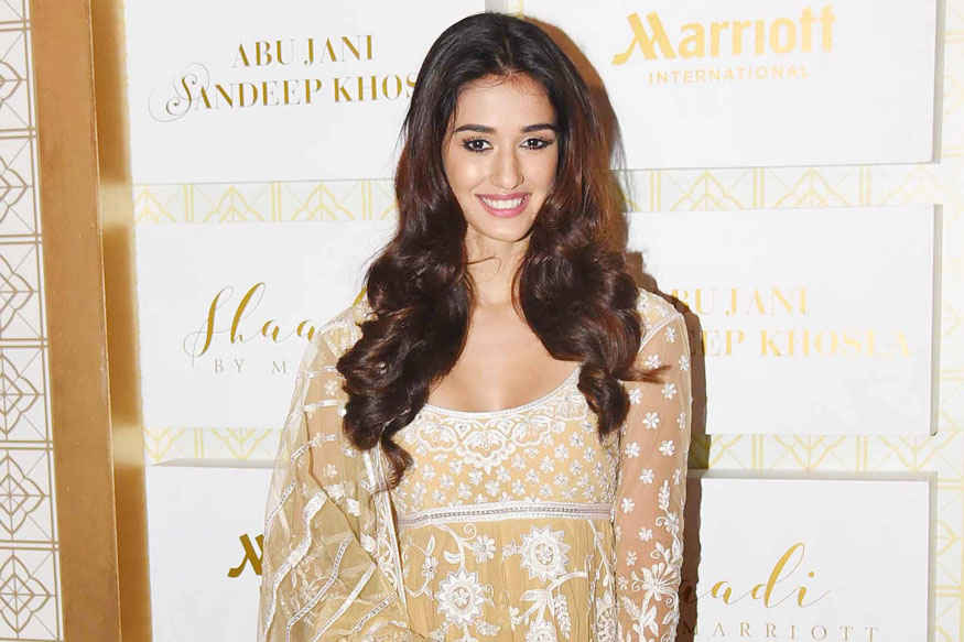 Disha Patani at The Abu Jani & Sandeep Khosla's Fashion Event