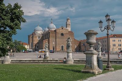 chiesa-Santa Giustina-Padova-Prato della Valle