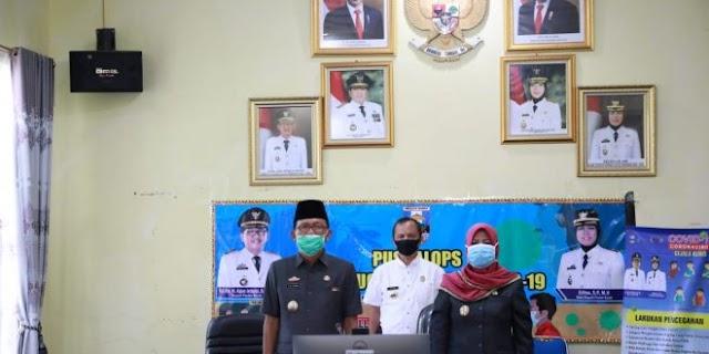 Bupati Pesisir Barat Sampaikan LKPj 2019 Sidang Paripurna