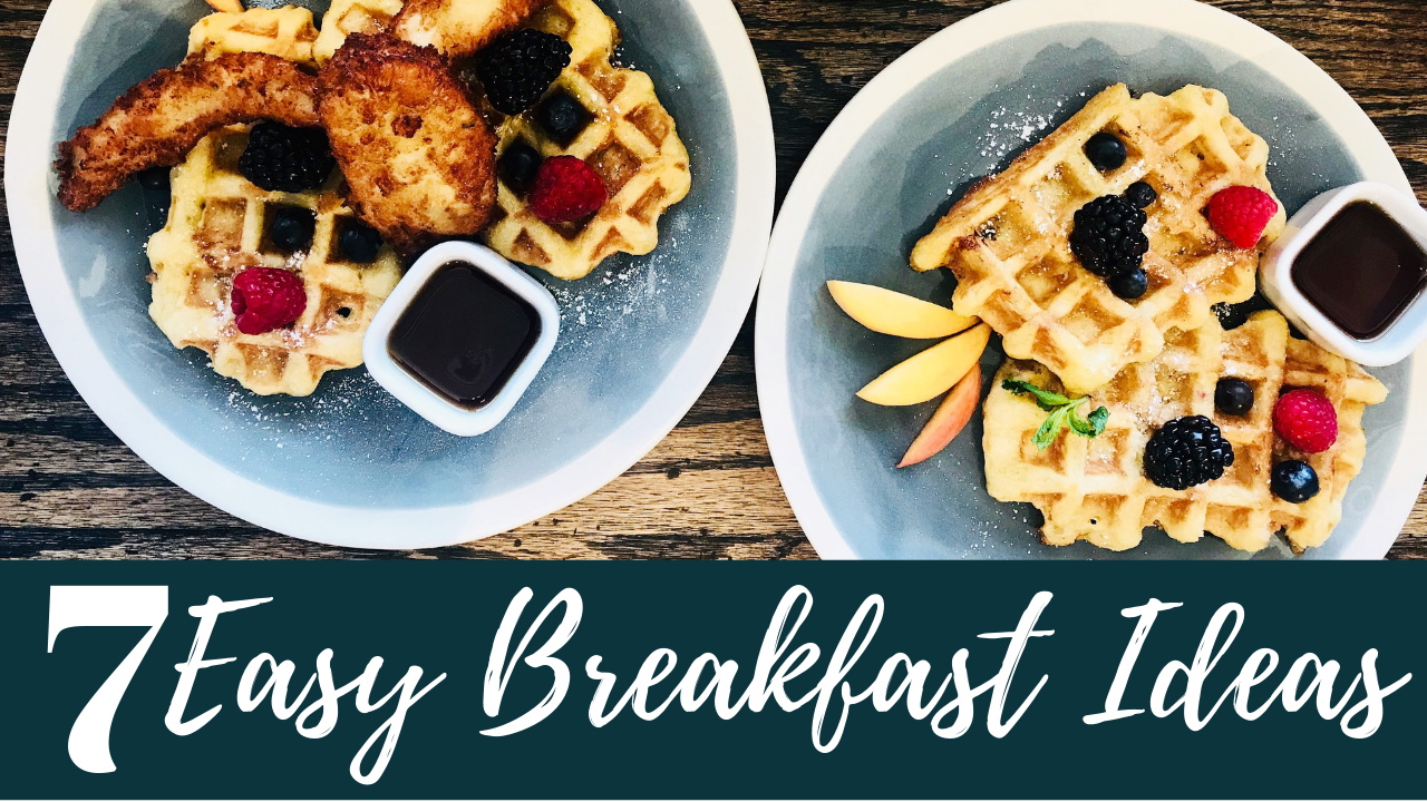 Honey, I LOOOVVE To EAT: Gimmee ALL The Waffles, Blueberry Cheerios, Yummy Coffee AND MORE!