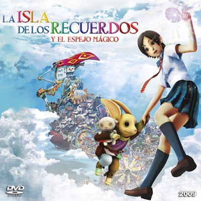 La isla de los recuerdos y el espejo mágico - [2009]