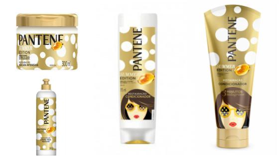 pantene summer edition produtos low poo