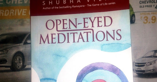 OPEN EYED MEDITATIONS REVIEW