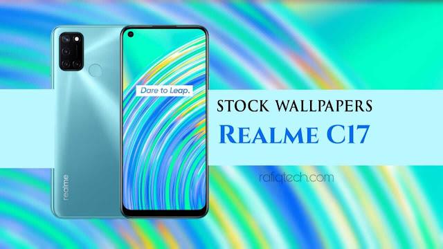 تحميل خفيات ريلمي Realme C17 الرسمية بجودة عالية الدقة [HD +]