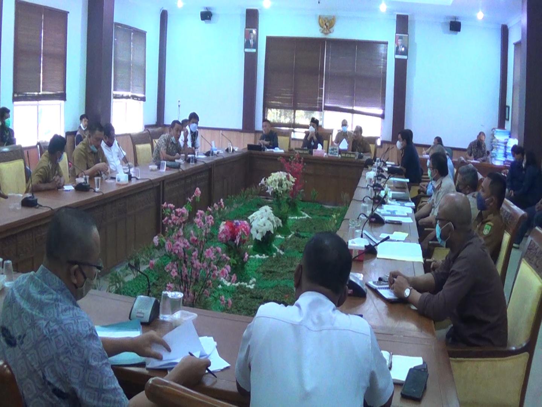 Komisi I Akan Laporkan ke Pusat Terkait Pembiaran Pemotongan Kapal Acacia Tanpa Memiliki Izin
