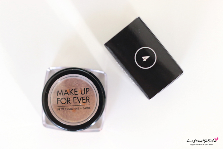 Make Up For Ever Diamond Powder #4 Review, MOTD