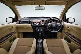 Desain Interior Honda Mobilio