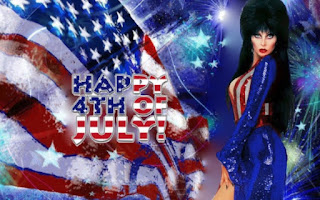 Happy 4th of July 2020 from Elvira