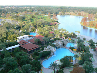 Hyatt Regency Grand Cypress pool