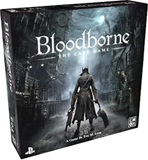 Bloodborne el juego de mesa