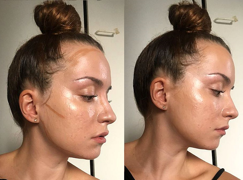 Rimmel Insta Duo Contour Stick in Light/ Clair Review