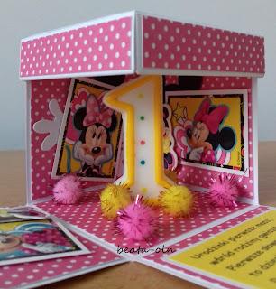 968. Urodzinowy i bajkowy exploding box