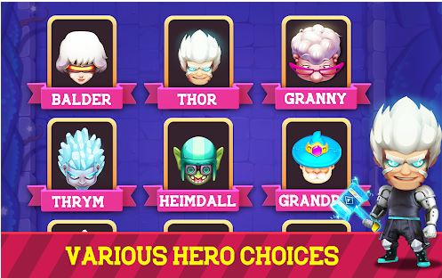 Download Granny Legend MOD APK 1.1.1 (MOD Unlimited Money) For Android 3