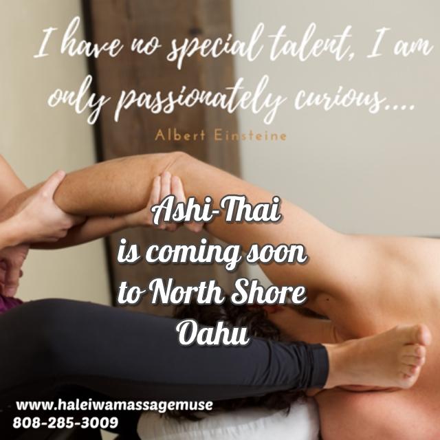 Haleiwa Massage Muse in Waialua on Hawaii's North Shore