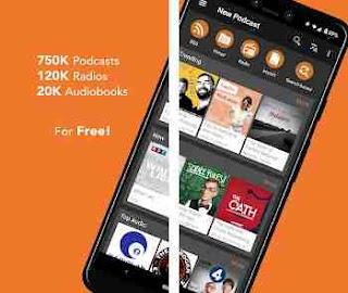 Aplikasi Podcast Indonesia