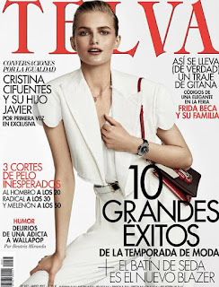 Revistas Mayo 2017 Telva