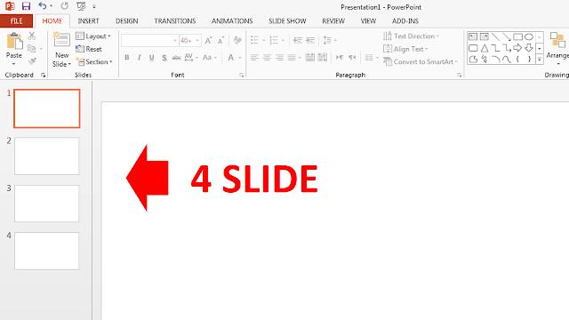 Cara Mudah Membuat Menu Hyperlink di PowerPoint