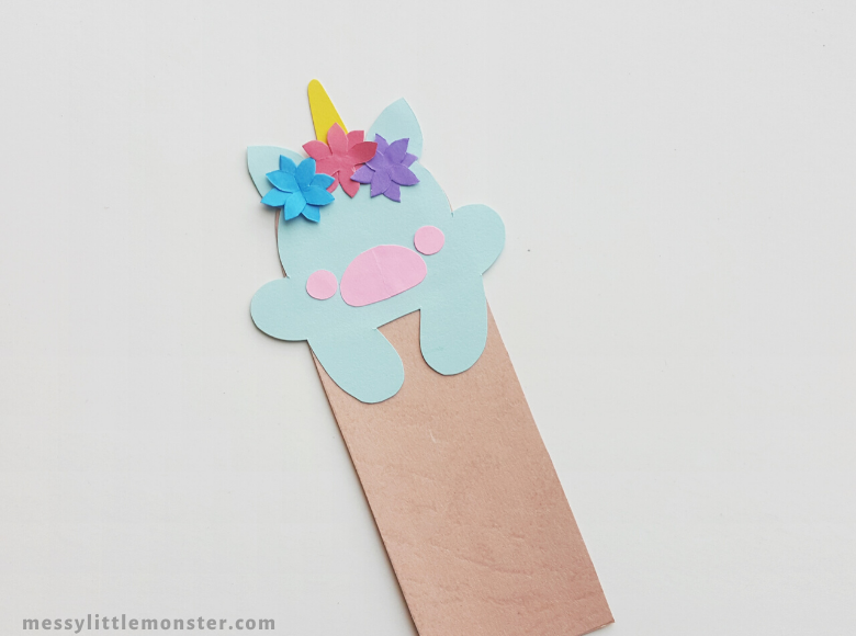 how to make a unicorn craft