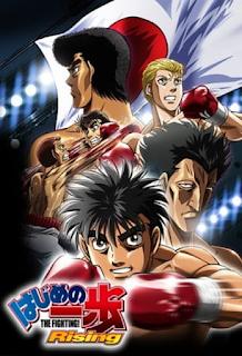 Hajime no Ippo Rising 1080p Subtitulado en Español