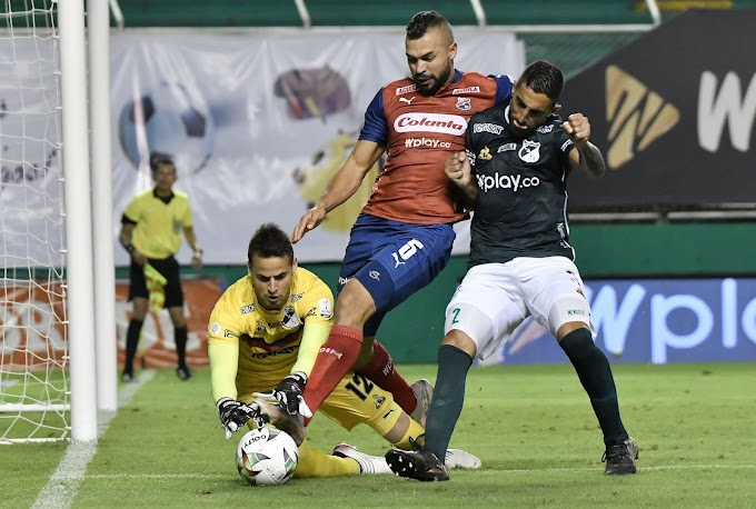Con arbitraje polémico se prolongó la 'empatitis': Independiente Medellín no pasó del cero en su visita al Deportivo Cali