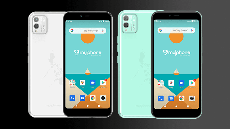 MyPhone myP1 launched, an Android Go phone with 2GB RAM for PHP 2,699