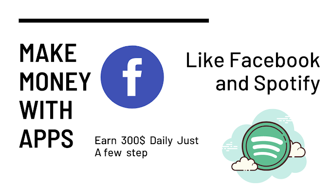 Make Money With Apps Like Facebook and Spotify