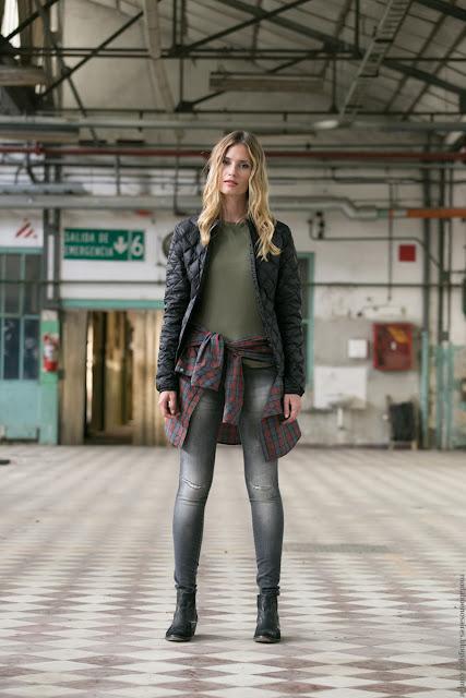 Camperas de mujer invierno 2016 ropa de moda Mistral. Moda 2016 estilo urbano informal.