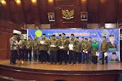 Erly Hasyim Dilantik Sebagai Ketua KAUM Aceh